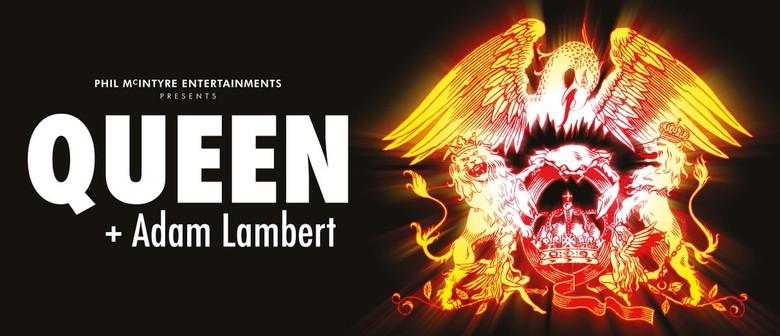 Queen Hit NZ Shores Next Year February with Special Guest Adam Lambert