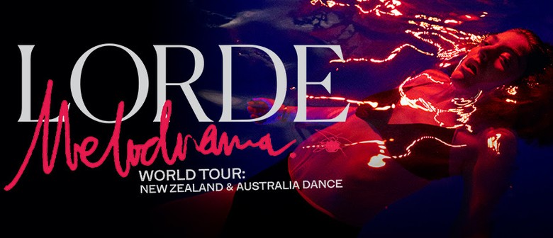 Lorde Comes to New Zealand for her Melodrama Tour this November