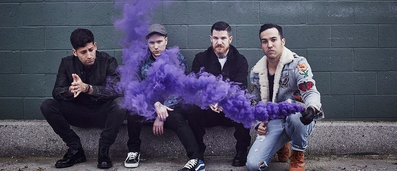 Fall Out Boy Returns to New Zealand for One-off show Next Year