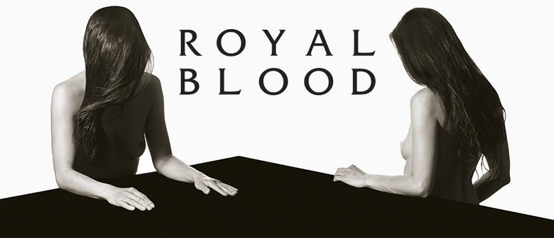 Royal Blood brings How Did We Get So Dark? Tour to NZ shores Next Year