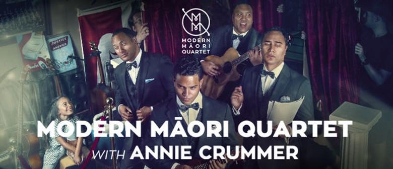 Modern Maori Quartet Hit NZ Roads This September To October