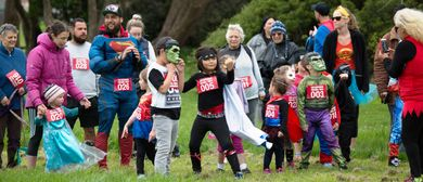 The Super Hero Fun Run, Walk, Wheel