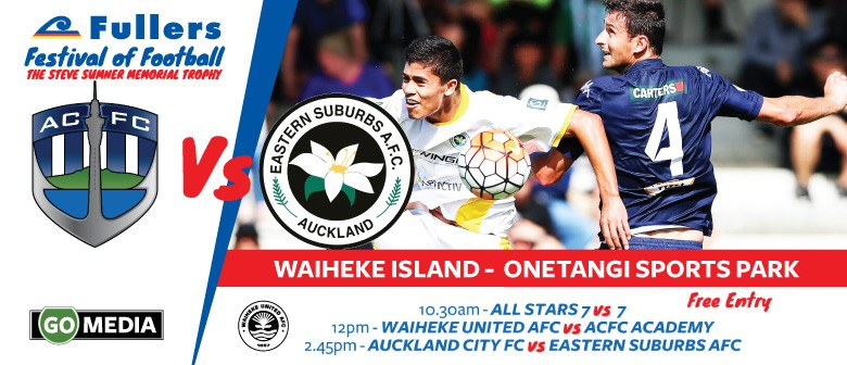Fullers Festival Of Football Auckland Eventfinda