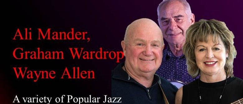 Ali Mander, Graham Wardrop & Wayne Allen