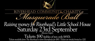 Riverhead Community Charity Ball: CANCELLED