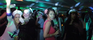 New Years Cruise On Auckland Harbour