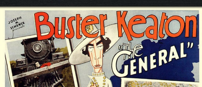 Silent Movie Night: Buster Keaton's The General