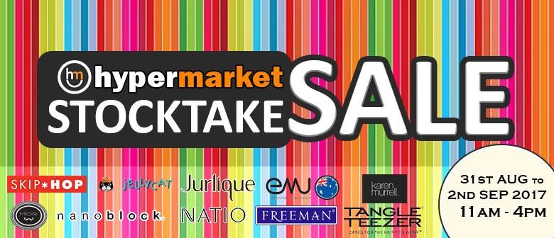 Stocktake Warehouse Sale