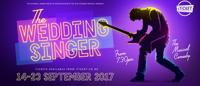 The Wedding Singer (Musical Comedy)