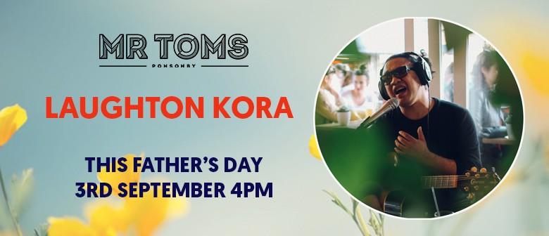 Laughton Kora This Father's Day
