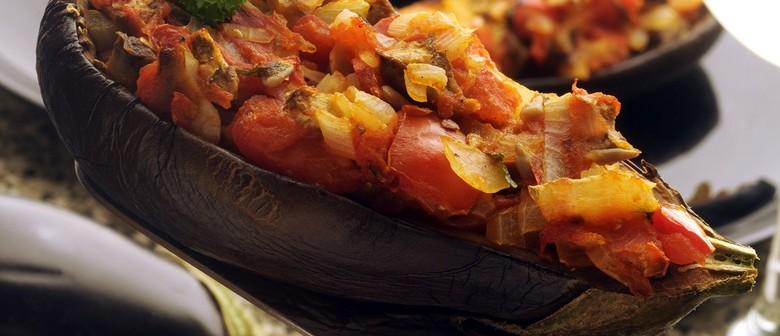 Turkish Cuisine: POSTPONED