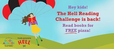 HELL Pizza Reading Challenge - Caravan Visit