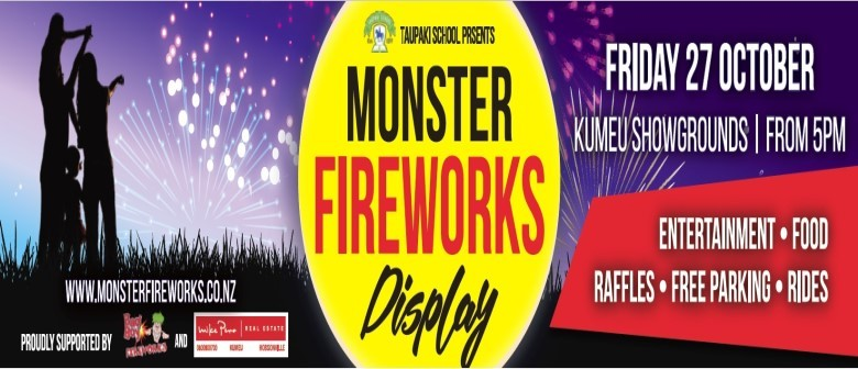 Monster Fireworks