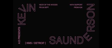 Kevin Saunderson (KMS/Detroit)