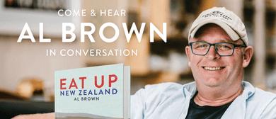Eat Up Ashburton: Al Brown In Conversation