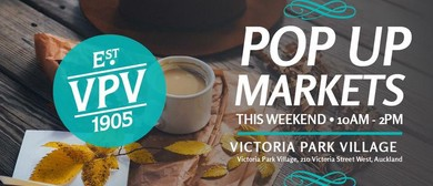 Victoria Park Pop Up Market