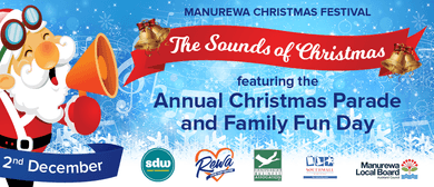 Manurewa Christmas Family Fun Day