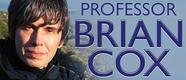 Professor Brian Cox 2017