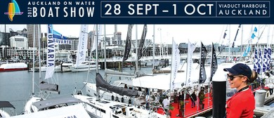 Auckland On Water Boat Show
