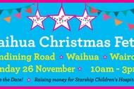Waihua Christmas Fete