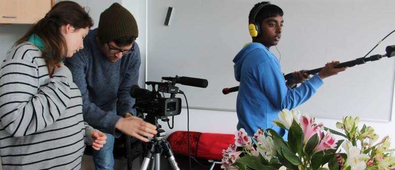 October School Holiday Programmes: Make A Film (11-13 yrs)
