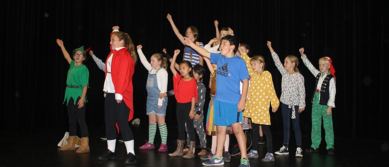 October School Holiday Programmes: Showtime (8-12 Years)