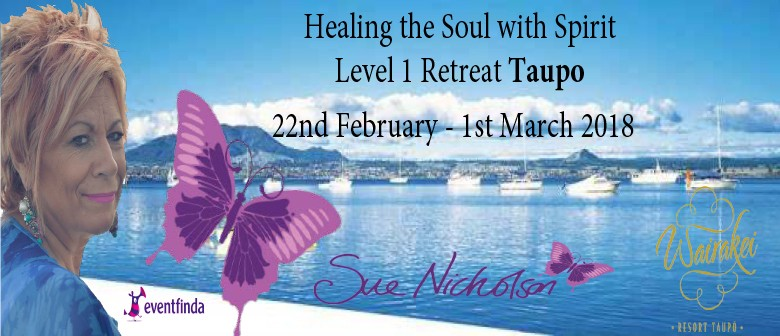 Healing The Soul With Spirit Retreat