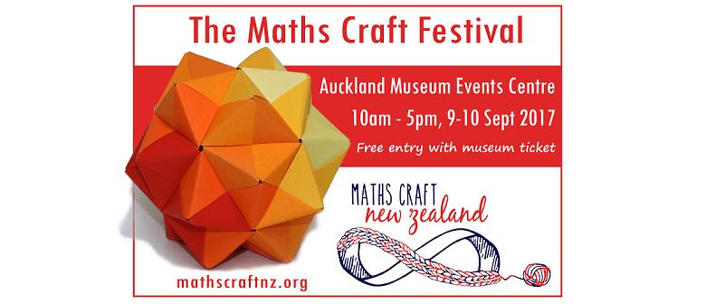 Maths Craft Festival