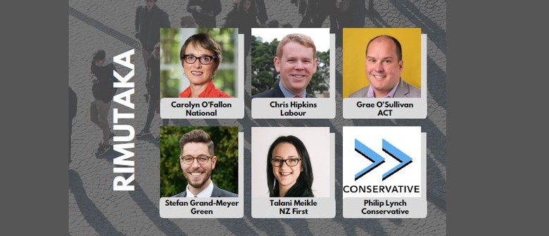 Meet The Candidates - Rimutaka