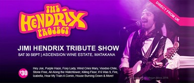 The Hendrix Project - Jimi Hendrix Tribute Show