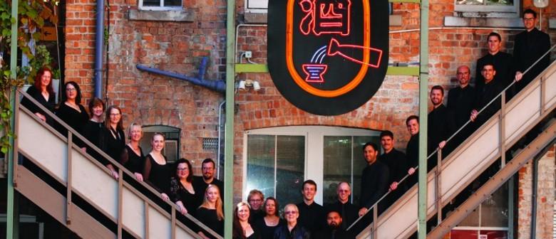 Salut Printemps! - Voices on Tour (Nelson Arts Festival)