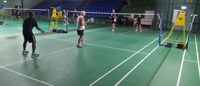 Badminton Boxed Doubles