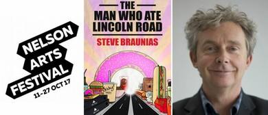 Steve Braunias - A Glutton Confesses (Nelson Arts Festival)