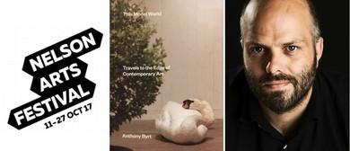 Anthony Byrt - Travels Through Contemporary Art