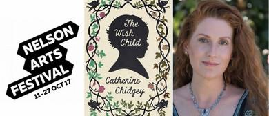 Catherine Chidgey - Found Prose (Nelson Arts Festival)