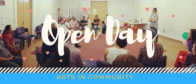 Arts in Community Open Day