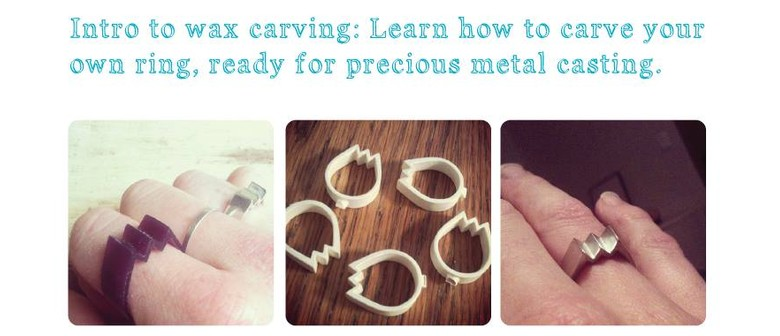 Make a Ring Workshop - Part 1: Intro to Wax Carving