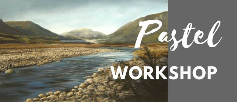 Landscapes and Seascapes In Pastel Workshop In Studio Two