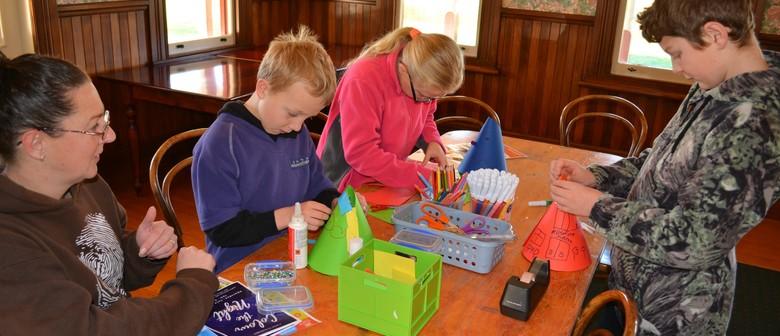 October School Holiday Drop-In Craft Activities