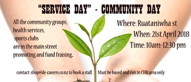 CHB Service Community Day