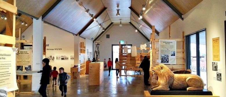 Self-Guided Tour of Cobblestones Museum & Village