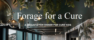 Forage For A Cure