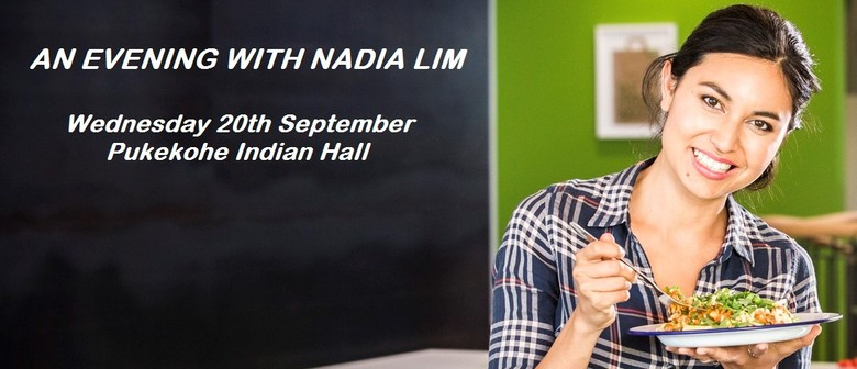An Evening With Nadia Lim