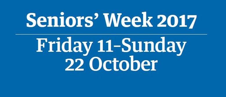 Seniors' Week '17: The Archaeology of Wellington