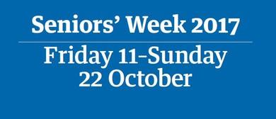 Seniors' Week '17: Exploring Women's Suffrage