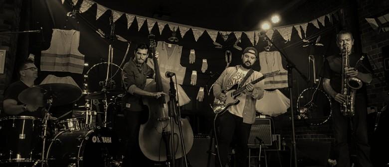 Chris Armour Quartet - CD Release Party