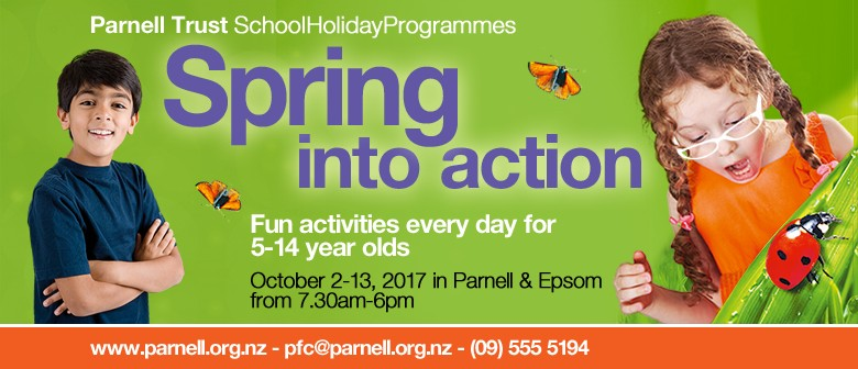 Uptown Bounce - Parnell Trust Holiday Programme
