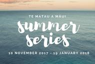 Te Matau a Māui Summer Sailing Series