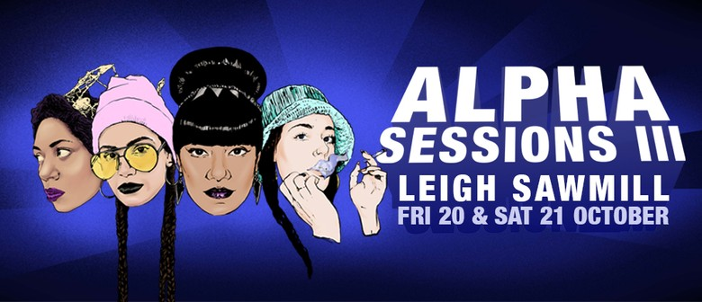 The Alpha Sessions III