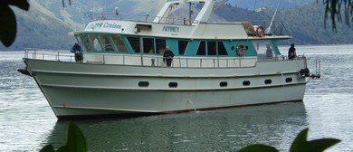 Cruise Presentation - Fiordland & Marlborough Sounds